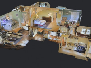 dollhouse real estate imaging