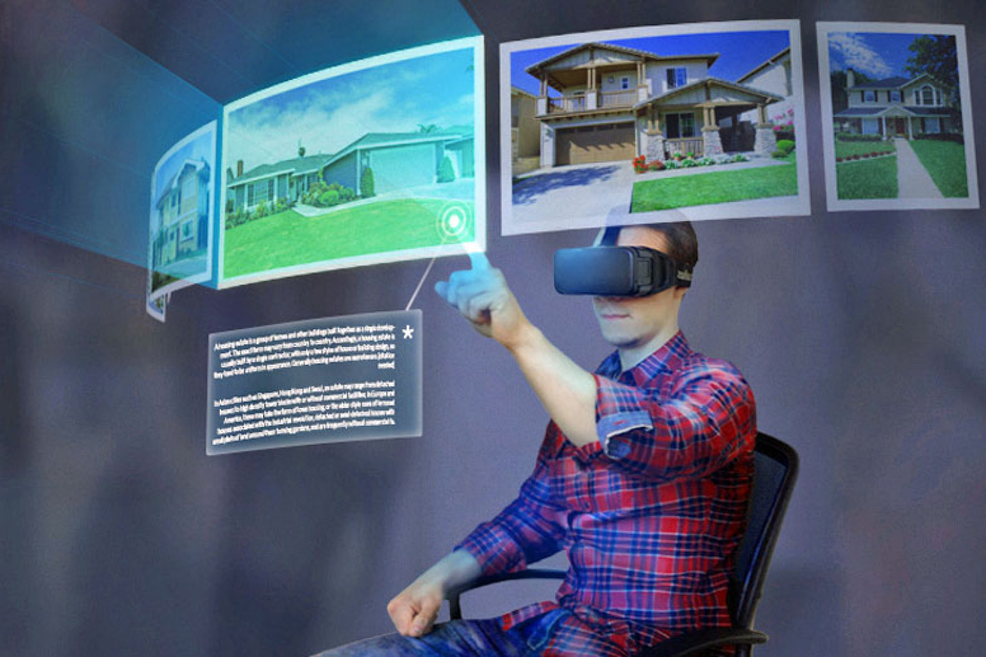 immersive real estate virtual reality