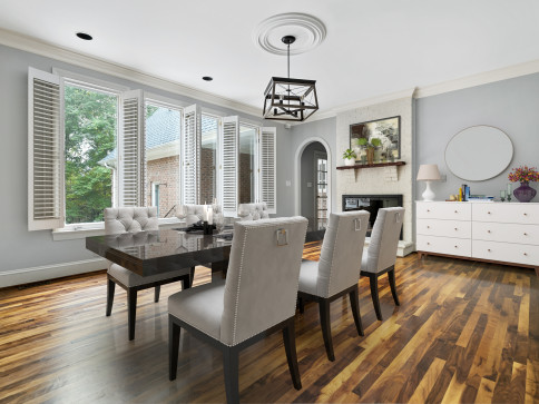 virtual home real estate staging